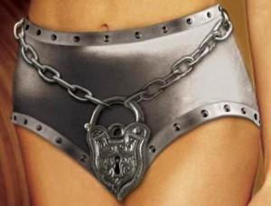 Chastity belt 1