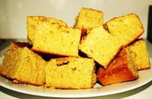Corn bread 1