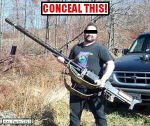 Big gun meme