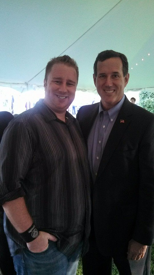 Santorum and Spiffy