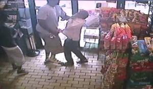 Michael Brown Allegedly Assaults Store Clerk
