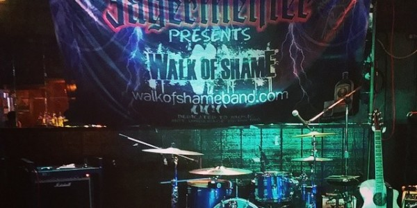 Walk of Shame Band